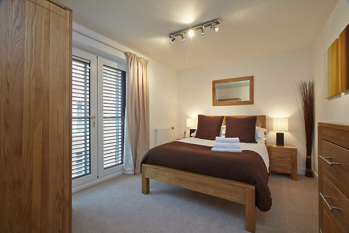Serviced Lettings - Parkway Apartments - 3