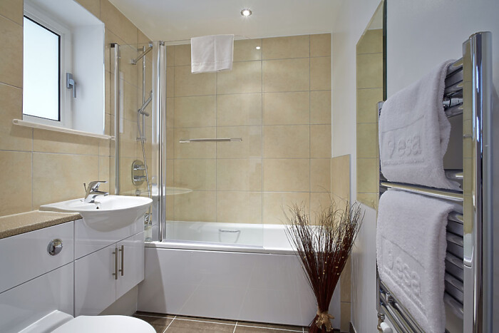 Serviced Lettings - Parkway Apartments - 4