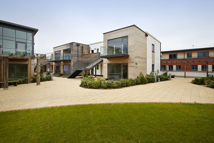 Serviced Lettings - Parkway Apartments - 5