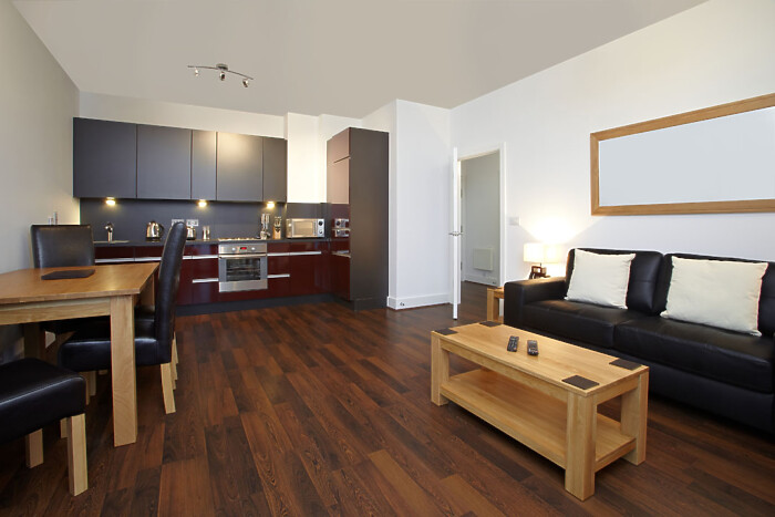 Serviced Lettings - Skyline Apartments - 1