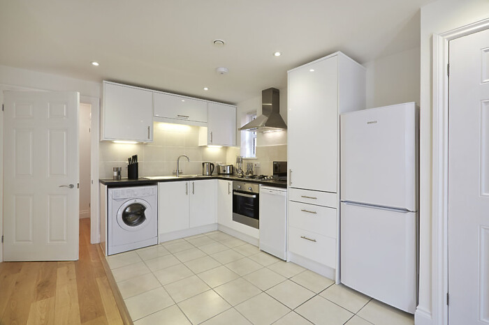 Serviced Lettings - Hendry Court Apartments - 2