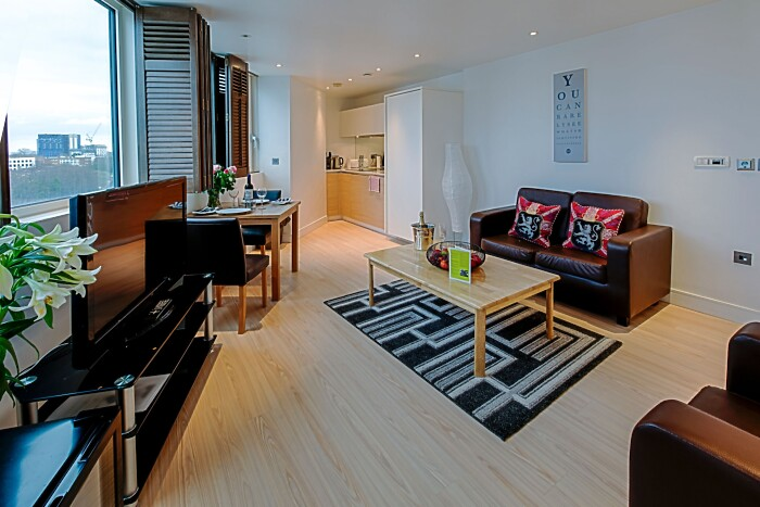 Serviced Lettings - No.1 Apartments - 2