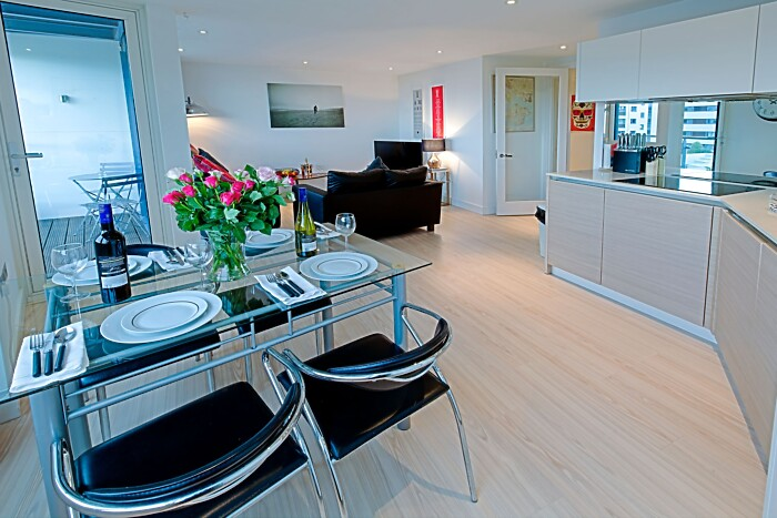 Serviced Lettings - No.1 Apartments - 5