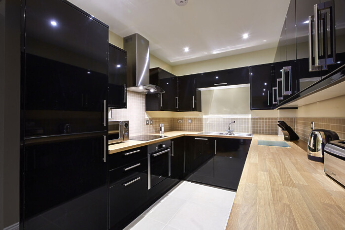 Serviced Lettings - Eighteen East Apartments - 2