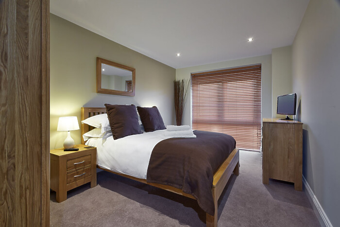 Serviced Lettings - Eighteen East Apartments - 3