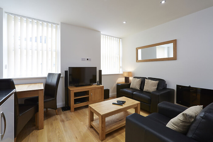 Serviced Lettings - Oxford Street Apartments - 1