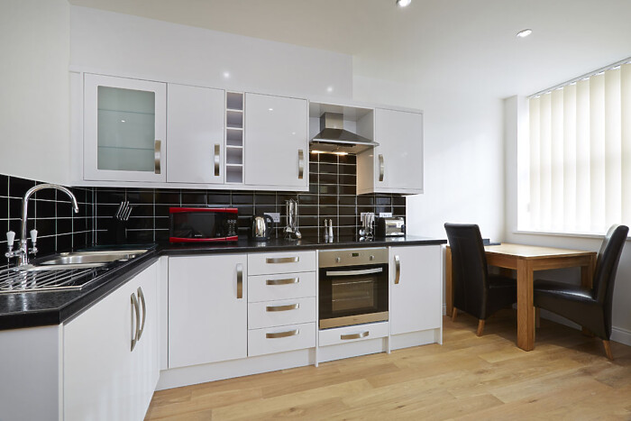 Serviced Lettings - Oxford Street Apartments - 2