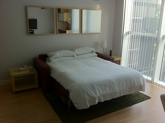 Serviced Lettings - Rilation Apartments (Studio) - 2