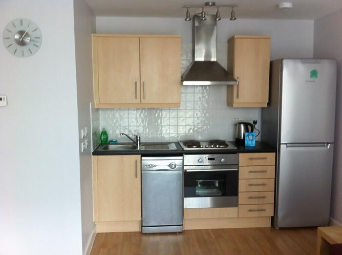Serviced Lettings - Rilation Apartments (Studio) - 3