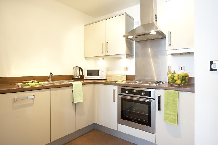 Serviced Lettings - Witan Apartments - 4