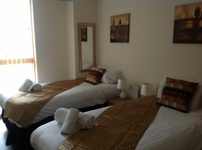 Serviced Lettings - Merrivale Apartments - 3