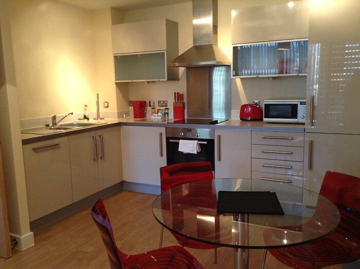 Serviced Lettings - Merrivale Apartments - 4