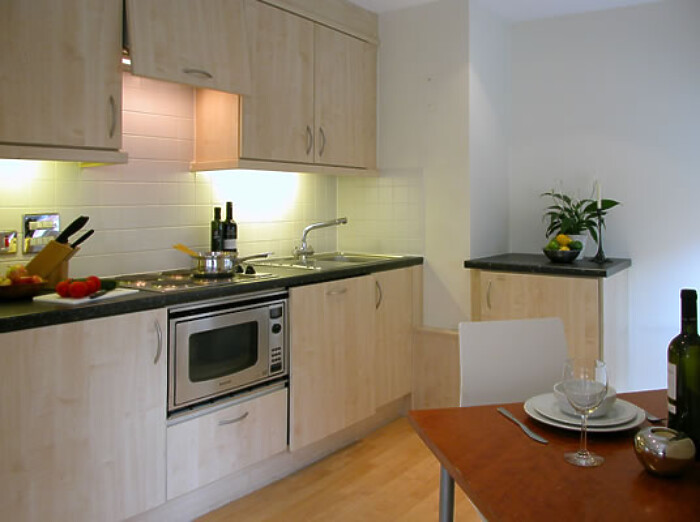 Serviced Lettings - Princess Apartments - 5
