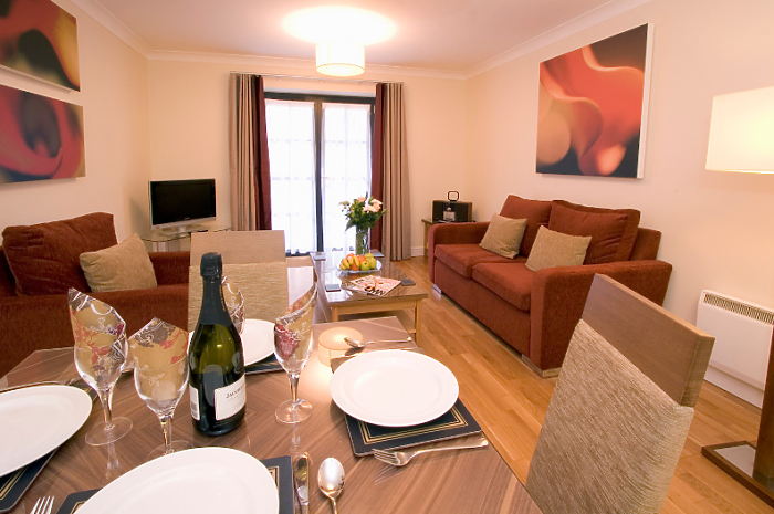Serviced Lettings - St Thomas Apartments - 4