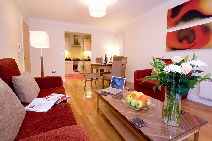 Serviced Lettings - St Thomas Apartments - 1