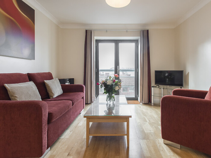 Serviced Lettings - St Thomas Apartments - 5