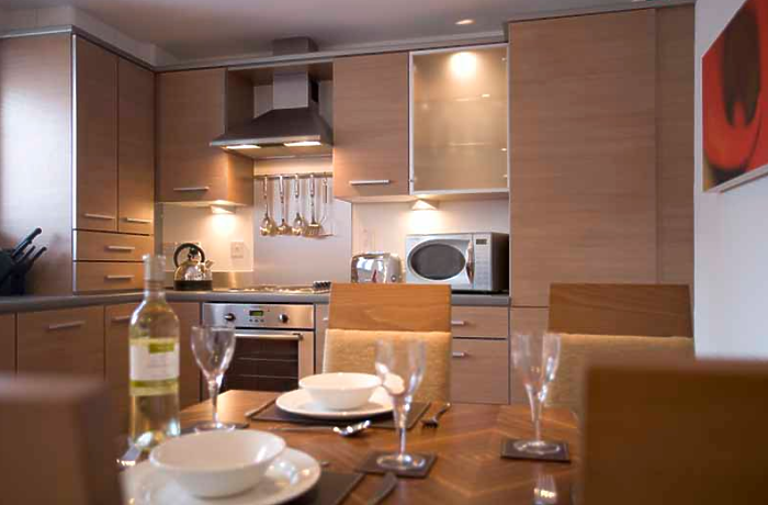 Serviced Lettings - Thornton Street Apartments - 1