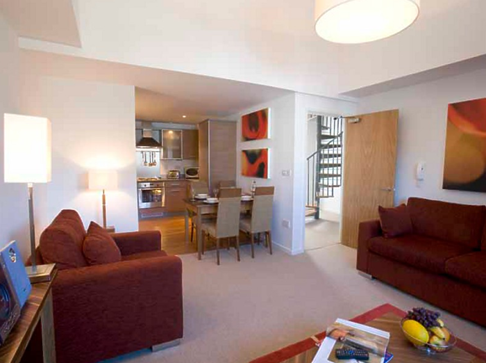 Serviced Lettings - Thornton Street Apartments - 3