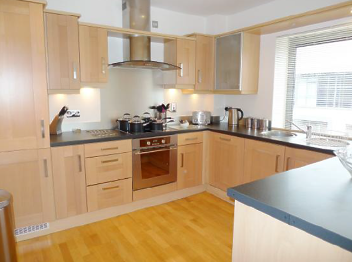 Serviced Lettings - Grove Apartments - 1