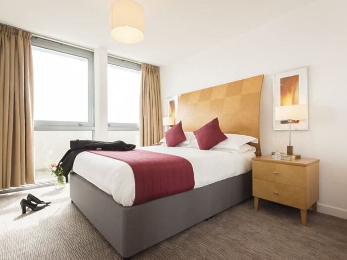 Serviced Lettings - Belward Apartments - 1