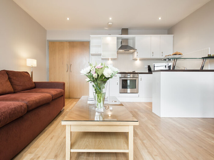 Serviced Lettings - Belward Apartments - 3