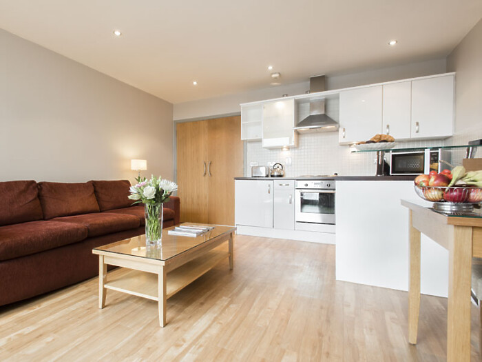 Serviced Lettings - Belward Apartments - 4