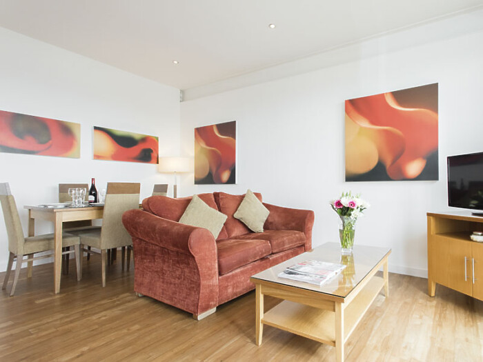 Belward Apartments in Nottingham - Serviced Lettings
