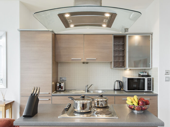 Serviced Lettings - Belward Apartments - 6