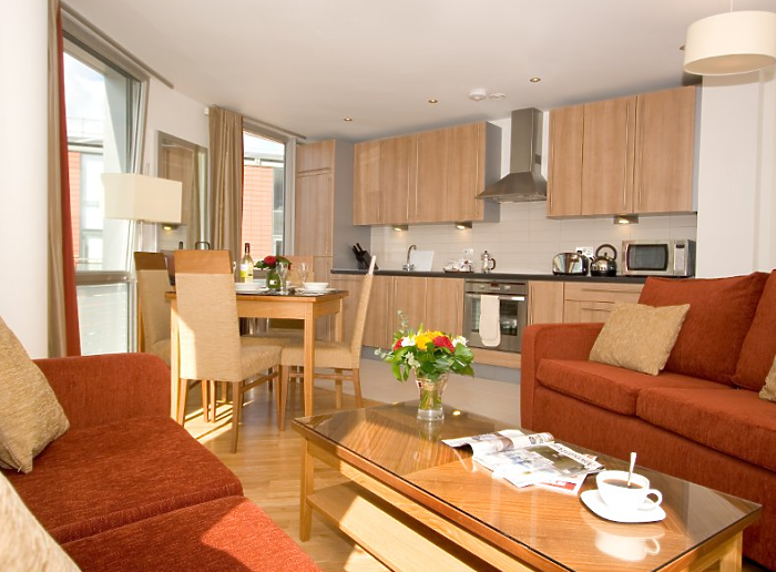 Serviced Lettings - Hatton Apartments - 3