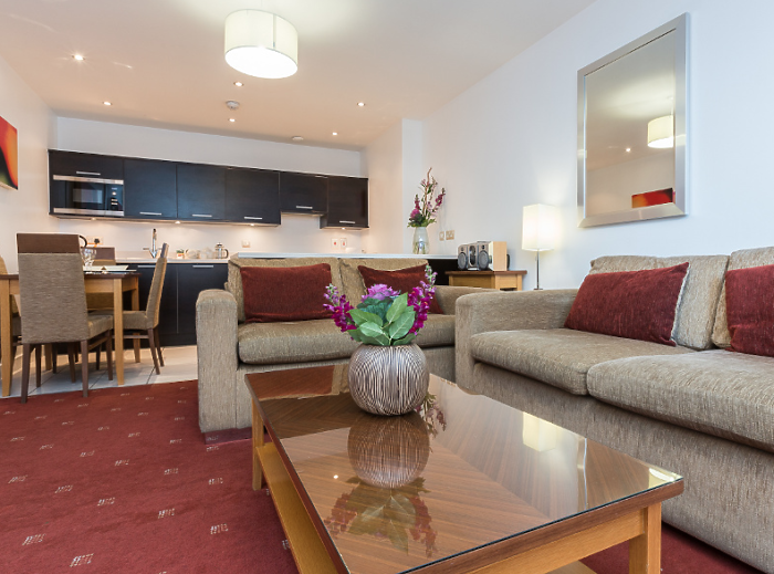 Serviced Lettings - Icon 25 Apartments - 1