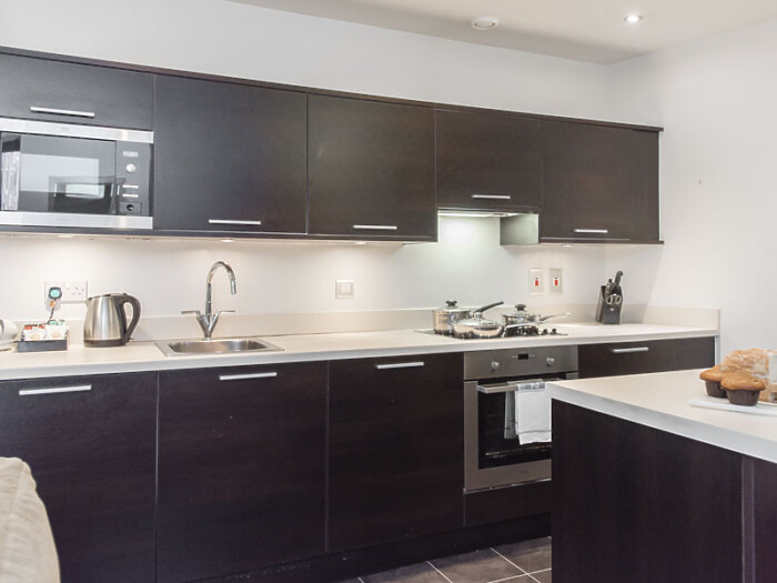 Serviced Lettings - Icon 25 Apartments - 2