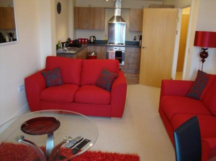 Serviced Lettings - Canal Apartments - 2