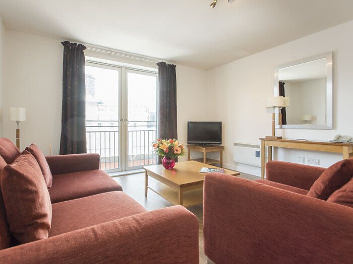 Serviced Lettings - Dean House Apartments - 3