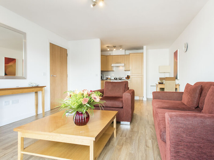 Serviced Lettings - Dean House Apartments - 4