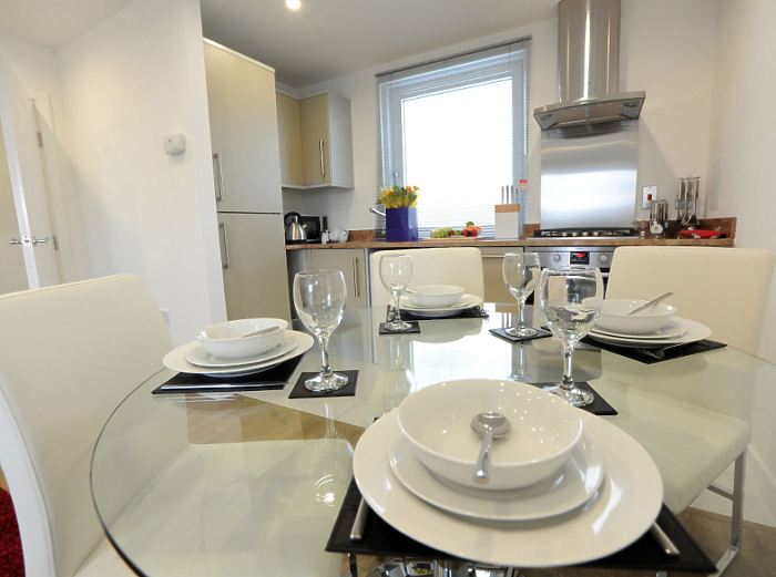 Serviced Lettings - Limehouse Apartments - 3