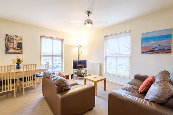 Serviced Lettings - Golden Triangle Apartments - 2