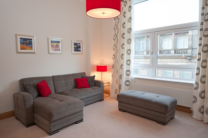 Serviced Lettings - Glasgow City Apartments - 6
