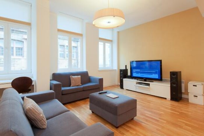 Serviced Lettings - Glasgow City Apartments - 3