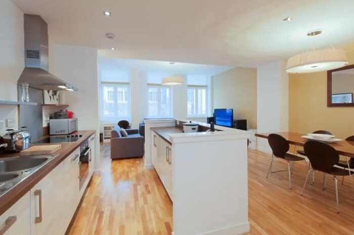 Serviced Lettings - Glasgow City Apartments - 4