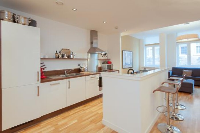 Serviced Lettings - Glasgow City Apartments - 5