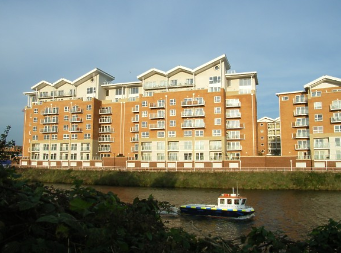 Serviced Lettings - Wharf Apartments - 4
