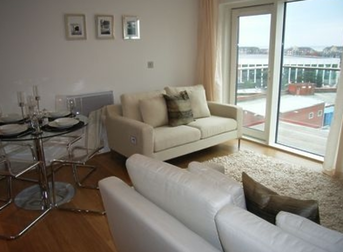 Serviced Lettings - Swansea House Apartments - 1