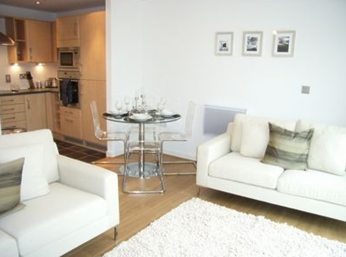 Serviced Lettings - Swansea House Apartments - 3