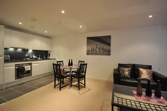 Serviced Lettings - Henry Apartments (4 night min stay) - 1