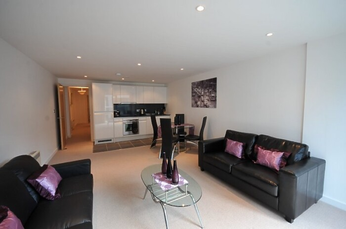 Serviced Lettings - Henry Apartments (4 night min stay) - 4