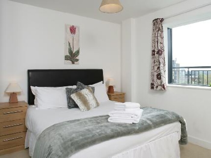 Serviced Lettings - Ridley Apartments - 6