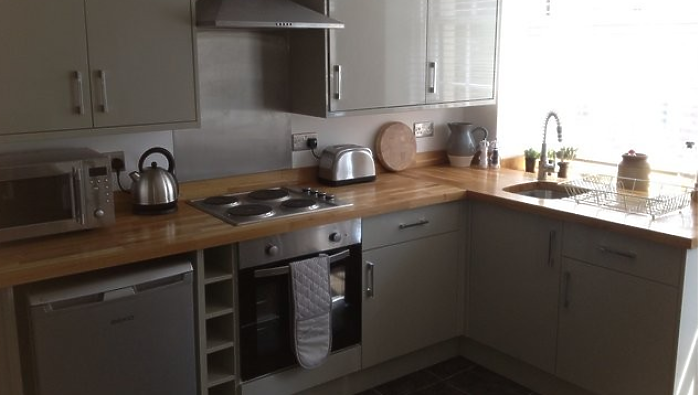 Serviced Lettings - St Giles Apartments - 3