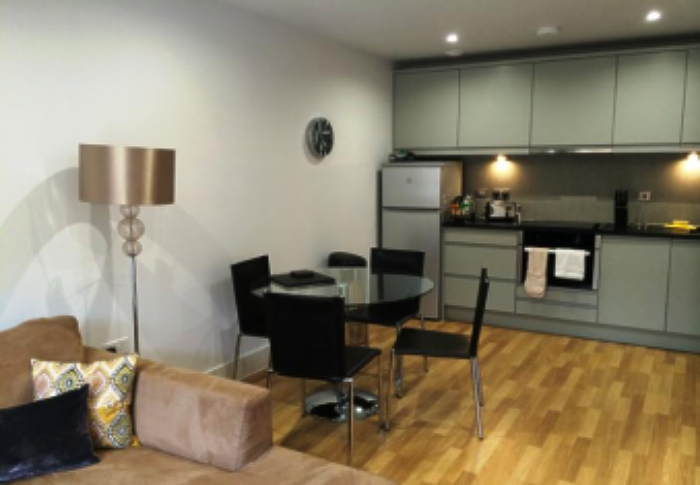 Serviced Lettings - East Apartments - 2