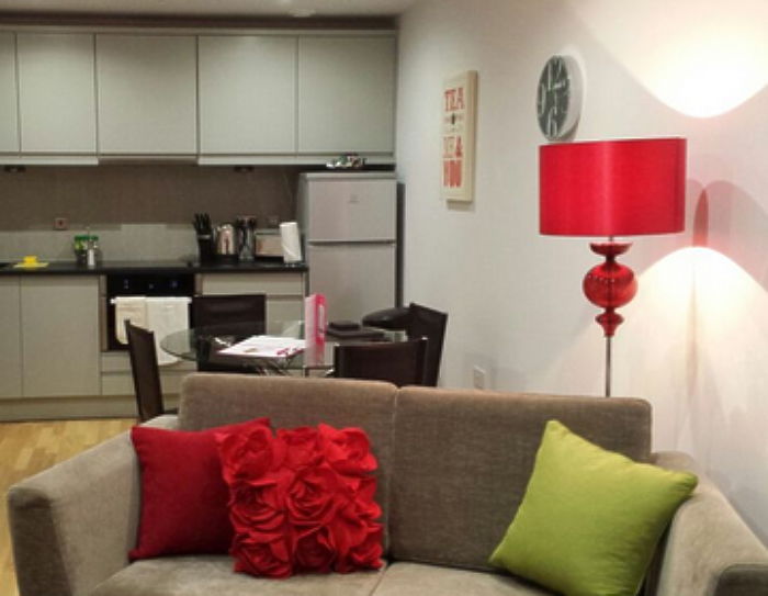 Serviced Lettings - East Apartments - 3