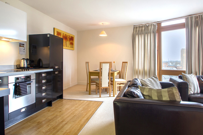 Serviced Lettings - Marshall Apartments - 2